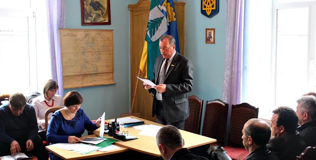 V сесія Сторожинецької міської ради. Об'єднання громад
