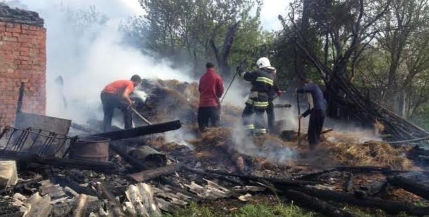 Кількість пожеж в районі зменшилася на четверть