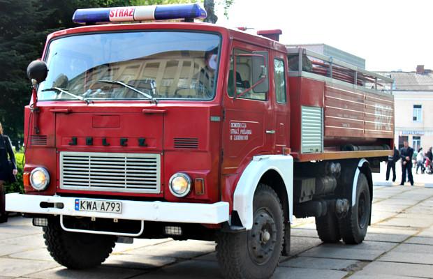 Сторожинецьким рятувальникам подарували пожежний автомобіль