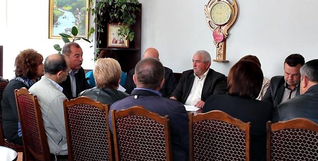 Засідання спільної робочої групи
