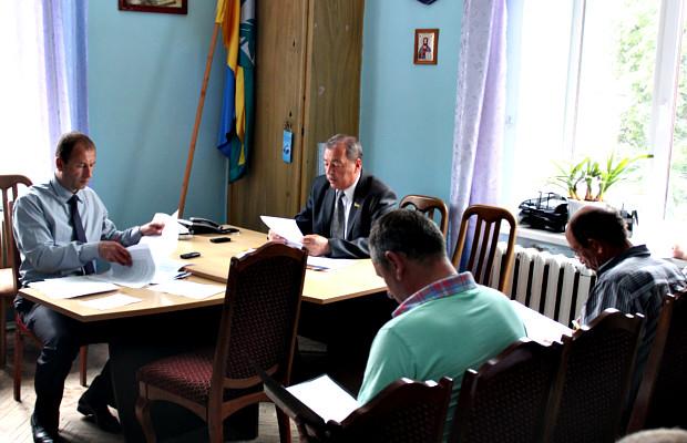 VI сесія міської ради. Депутати проголосували за об'єднання