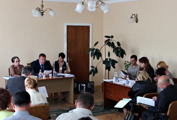 Сесія ради Великокучурівської об'єднаної громади