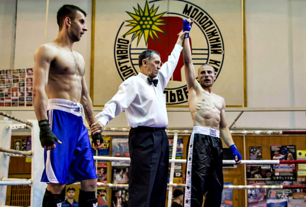 Сторожинчанин став чемпіоном Західної України по кікбоксингу