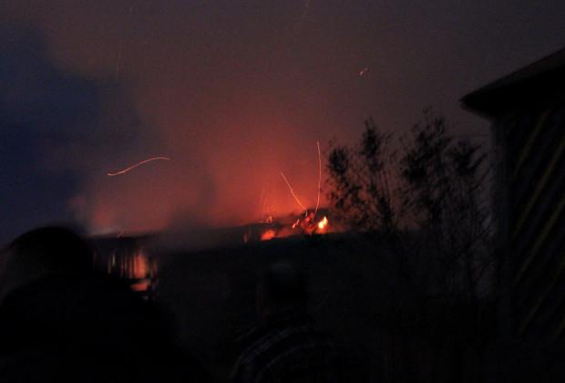 За минулі вихідні на території району виникла одна пожежа