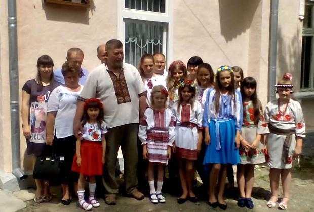 В Ясени завітав заслужений лікар України Олег Мазуряк