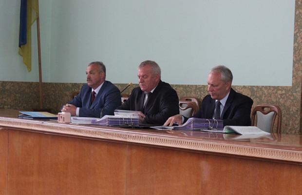 VI сесія VII скликання Сторожинецької районної ради