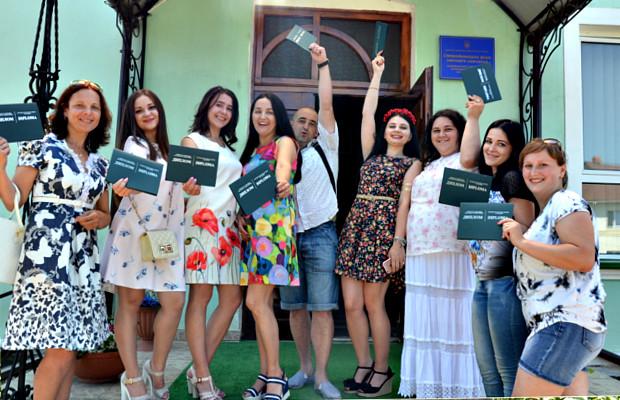 В СННІ урочисто вручили дипломи випускникам УДФСУ