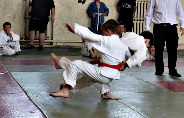 VII турнір з дзюдо на призи Сторожинецької міської ради