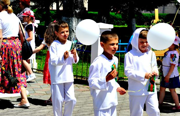 В Сторожинці відзначили День захисту дітей