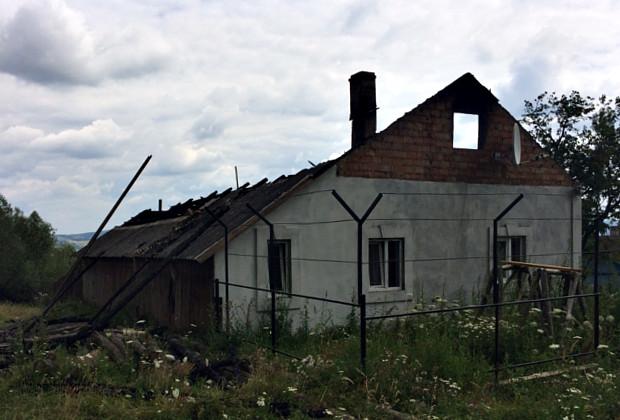 З початку місяця на території району виникло три пожежі