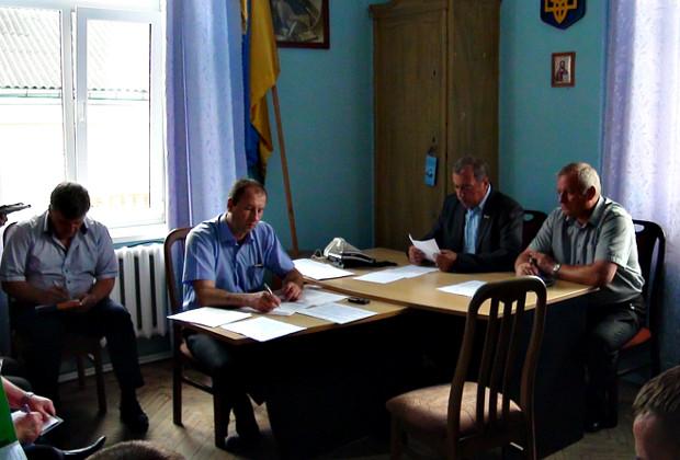 VIII сесія VII скликання Сторожинецької міської ради