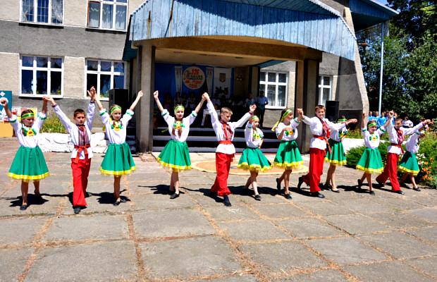 В Старій Жадові урочисто відзначили День села