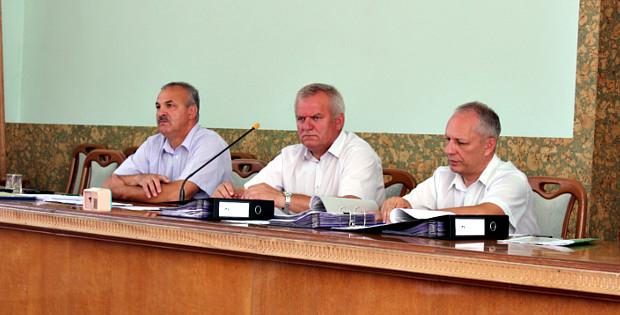 VII  сесія VII скликання Сторожинецької районної ради