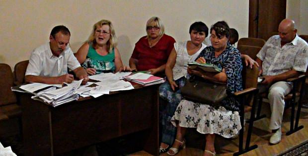 ІХ сесія ради Великокучурівської громади