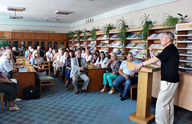 """Науково-практична конференція """"Україна у моєму серці"""""""