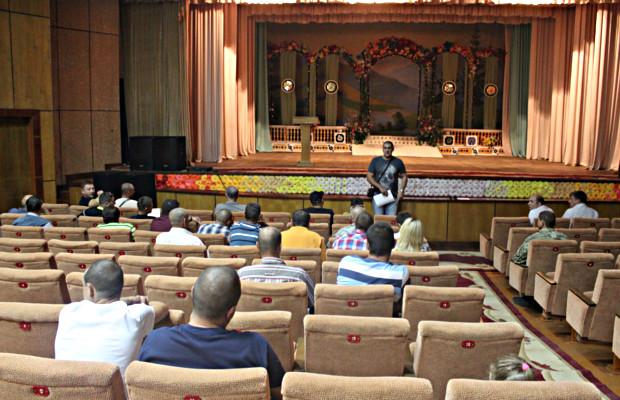 В РБНК відбулися збори учасників АТО щодо земельних питань