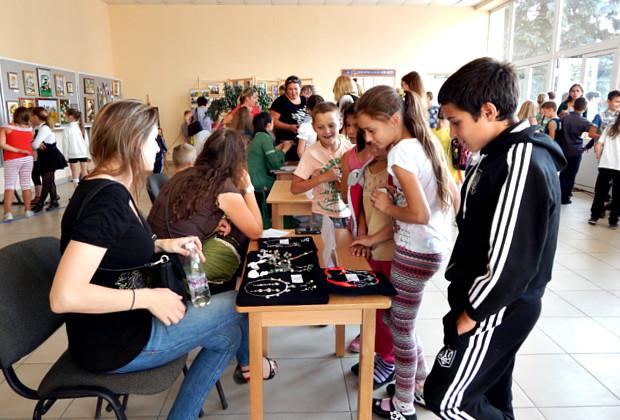 І знову відчиняє двері Центр дитячої та юнацької творчості