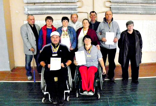Сторожинчани взяли участь у ІХ обласній спартакіаді СОІУ
