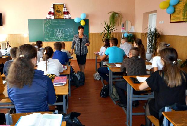 Школярів району познайомили з особливостями вибору професії