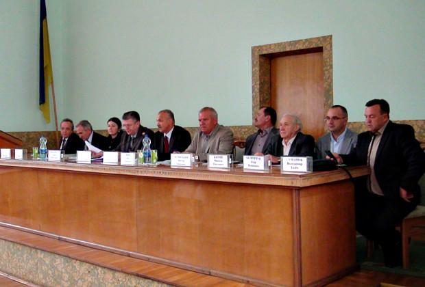 Засідання колегії Сторожинецької райдержадміністрації