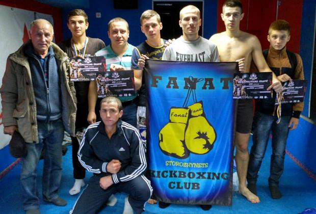 Бійці спортклубу FANAT привезли нагороди з Івано-Франківська