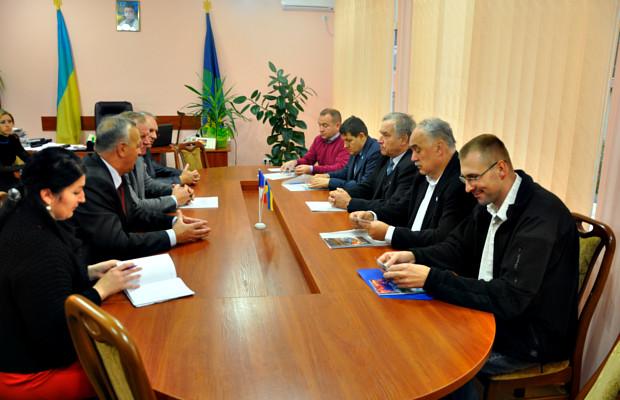 На Сторожинеччині гостює делегація польського міста Жгув