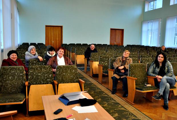 В районі сформовано всі територіальні виборчі комісії