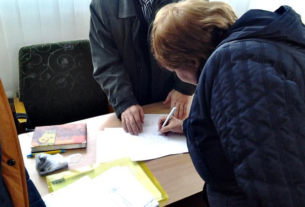 ТВК обговорила попередній розподіл виборчих округів