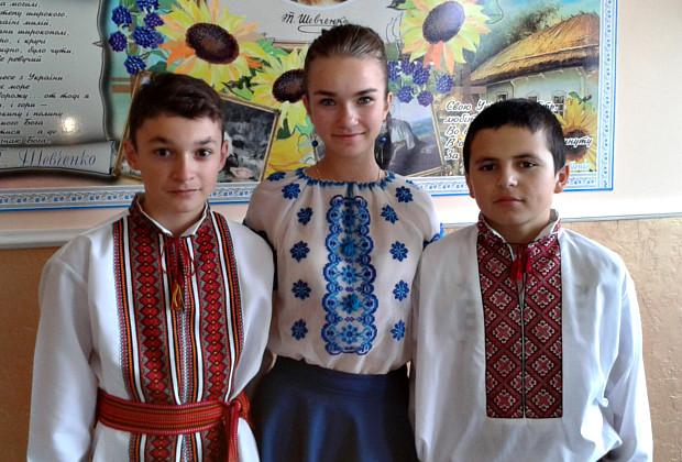 """Краєзнавцірайону на конференції """"Моя Батьківщина– Україна"""""""