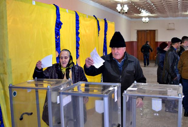 Результати виборів у Чудейській та Красноїльській громадах