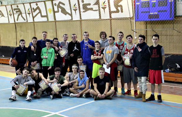 "Турнір ""The Last StreetBall Cup – 2016"""