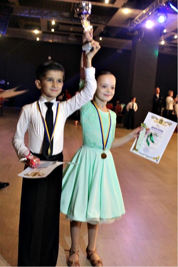 Великі досягнення маленьких танцюристів