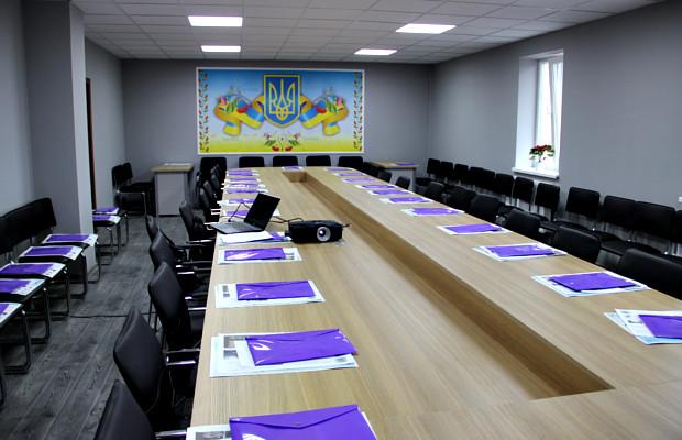 В Кучурові відкрили ЦНАП та презентували оновлену сільраду