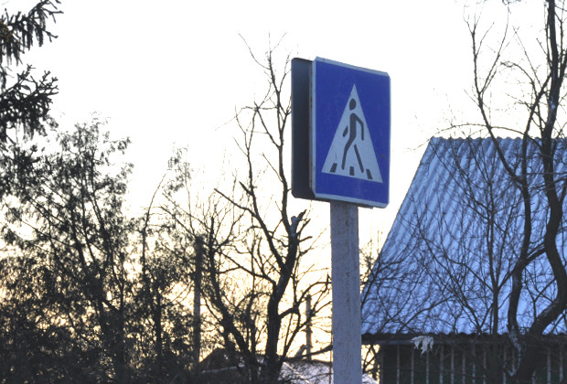 Жителі Глибочка вимагають встановити світлофор на переході
