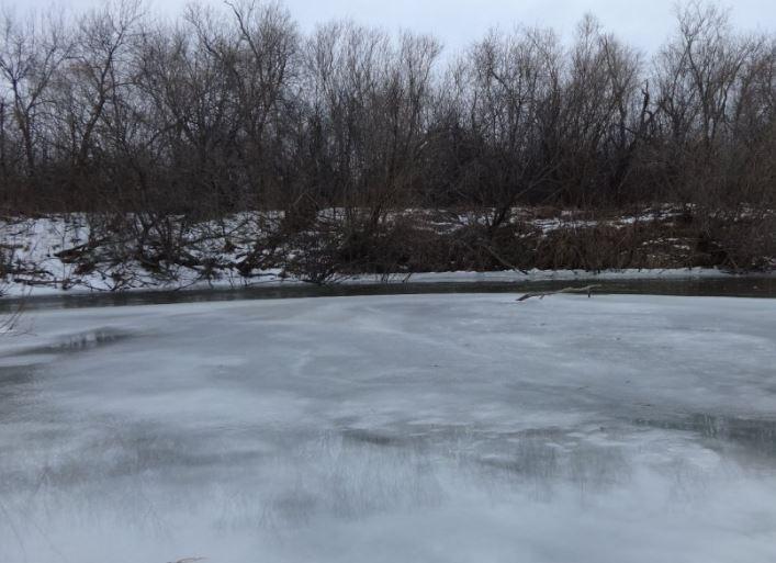 Будьте обережними на льоду