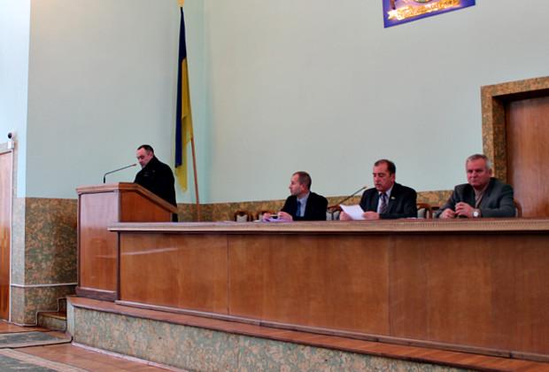 ІІ пленарне засідання першої сесії Сторожинецької міської ради