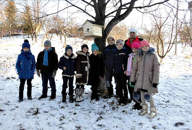 Екологічна освіта учнівської молоді в Банилові-Підгірному