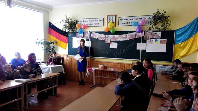 В Банилові-Підгірному учнів та їх батьків вчили вчитися