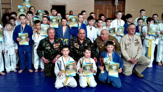 Турнір з дзюдо під егідою спілки ветеранів Афганістану