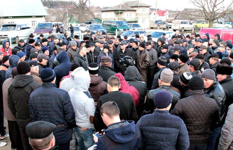 Збори в Красноїльську
