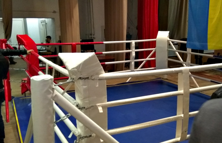 Змагання з кікбоксингу