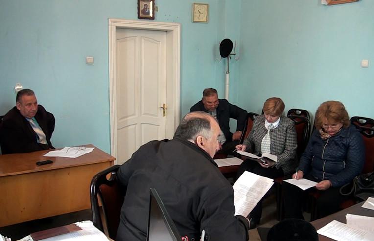 Комісія по перевірці роботи ЖКГ