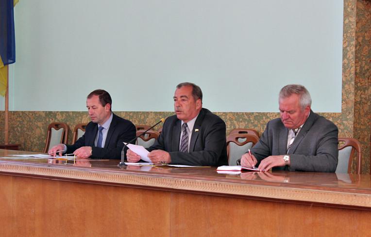 Позачергова сесія міської ради