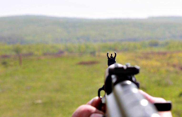 """Стрільби на """"Прибані"""""""