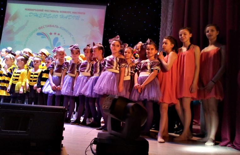 Перемога на Всеукраїнському фестивалі