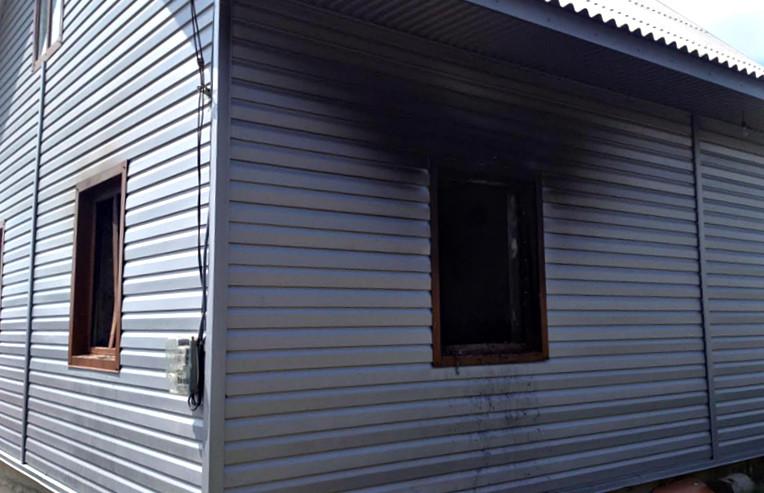 Пожежа в Красноїльську