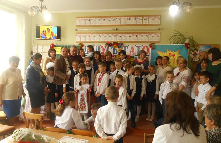 Родинне свято в Банилові-Підгірному