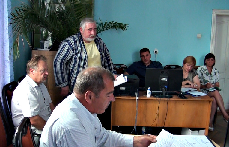 Засідання виконавчого комітету