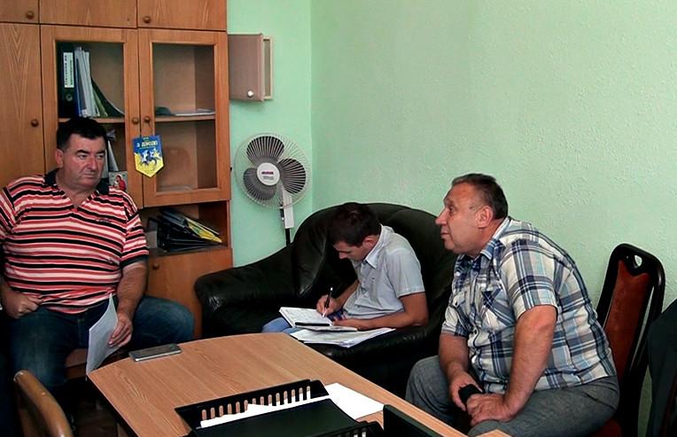 Засідання комісії по ЖКГ