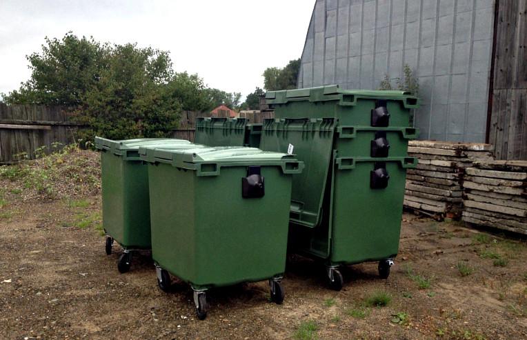 Контейнери для сміття
